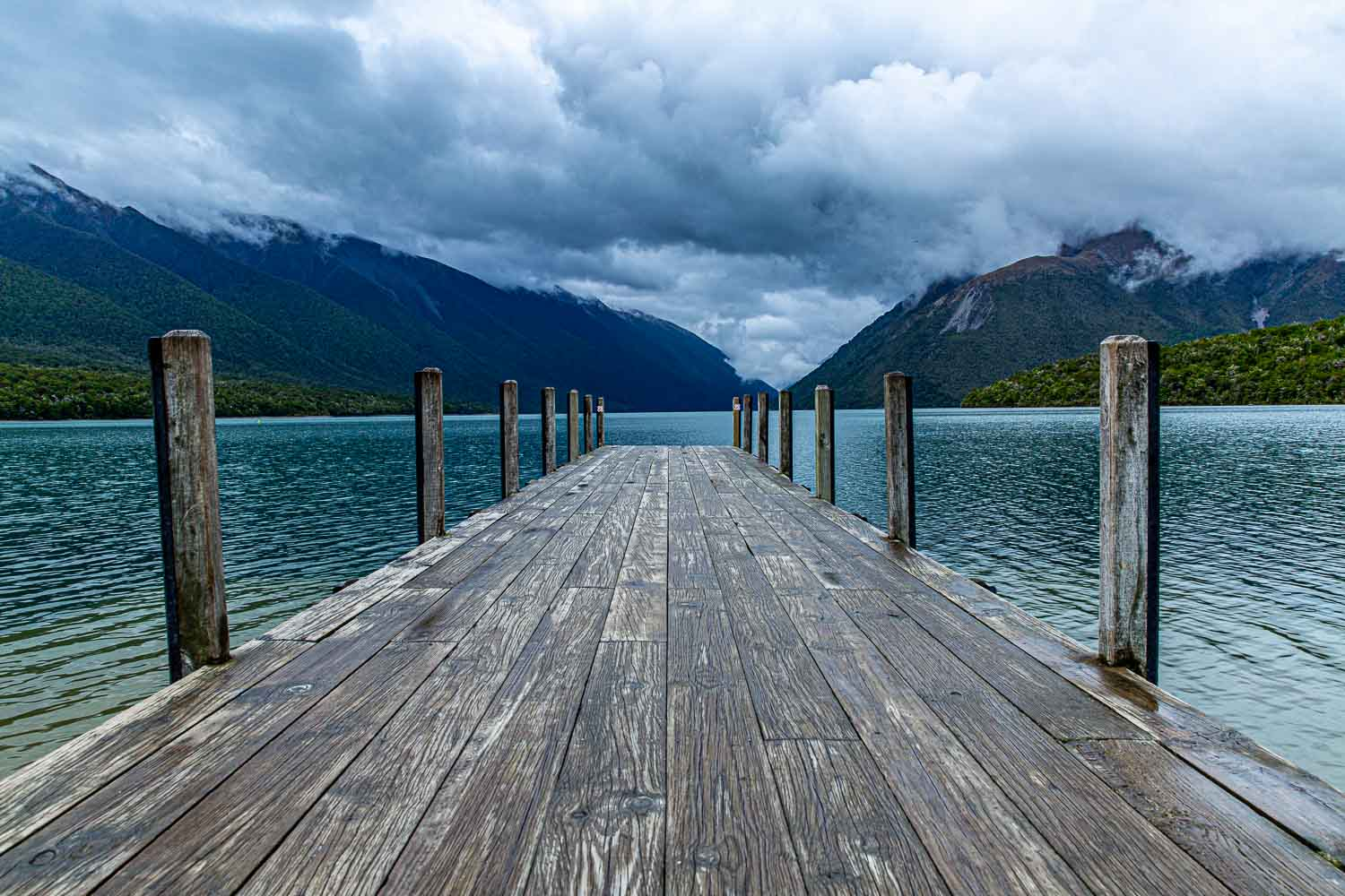 Nelson Lakes Jetty