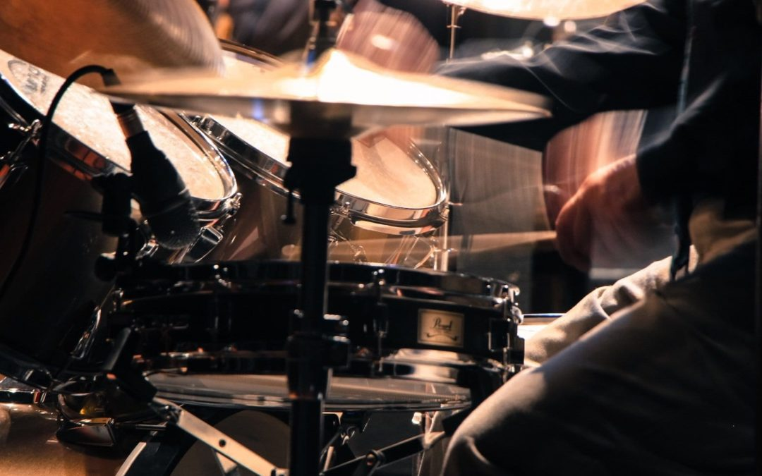 Drum Deconstruct – You Could Be Mine